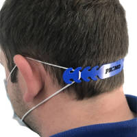 Custom printed Face Mask Straps for health & safety campaigns from Total Merchandise