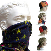 Printed face coverings branded in full colour from Total Merchandise