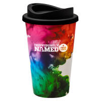 Custom Printed Travel Mugs with Individual Names from Total Merchandise