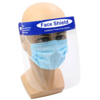 Protective Face Shield Visor for UK medical settings from Total Merchandise