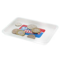 Promotional Change Trays In White For Shops & Restaurants From Total Merchandise
