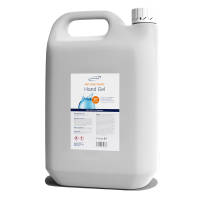 5 Litre Anti Bacterial Hand Sanitiser for refilling smaller containers from Total Merchandise