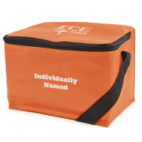 Corporate Branded Lunch Cooler Bags with Individual Names from Total Merchandise