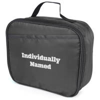 Promotional Mini Lunch Box Cooler Bags Printed with Individual Names from Total Merchandise