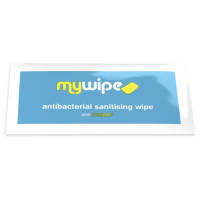 Individually Wrapped STERiZAR Antibacterial Hand and Surface Wipes from Total Merchandise