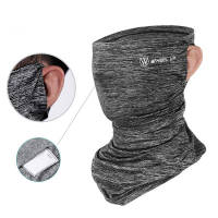 Corporate Branded Face Scarf with Filter Pocket from Total Merchandise