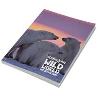Custom Printed A5 Perfect Bound Notepads with your Company Logo from Total Merchandise