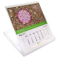 Custom Printed CD Case Calendars with your Design from Total Merchandise