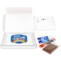 Custom Printed Working From Home Refresher Packs for Employees Working from Home in the UK