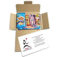 Branded Postal Treat Box with a Personal Note for Direct Mail Campaigns by Total Merchandise