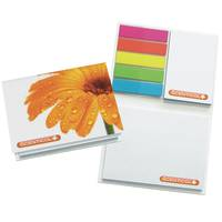 Promotional Smart Sticky Note Index Combi Set by Total Merchandise