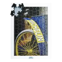 Promotional 99 Piece Jigsaw Puzzles in white with printed design by Total Merchandise