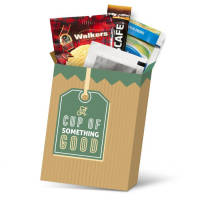 Branded Eco Tea and Coffee Refresher Boxes Printed in the UK by Total Merchandise