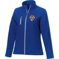 Orion Women's Softshell Jacket in Blue