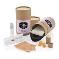 UK Printed The Little Brown Tube Festival Kit with a Logo from Total Merchandise