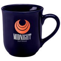 Bell Colour Mug in Midnight Blue