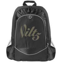 15 Inch Benton Laptop Backpacks in Black
