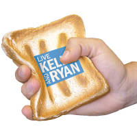 Promotional Stress Toast for Marketing Giveaways