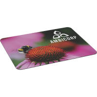 Promotional Micro Mat Screen Cleaner Mouse Mats with custom branding