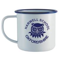 Promotional 20oz Premium Enamel Mugs for Outdoor Marketing