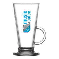 Promotional Polycarbonate Latte Mugs for Event Merchandise