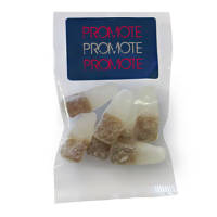 Promotional 25g Bags of Sweets for Business Merchandise