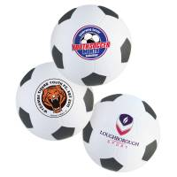 Custom printed Stress Football with spot colour or full colour digital print from Total Merchandise