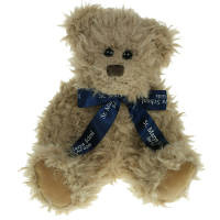 Custom printed Windsor Teddy Bear for business gifts and giveaways