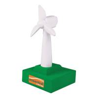 Promotional Stress Wind Turbine for Eco Marketing
