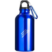 Promotional 400ml Aluminium Water Bottles for Sporting Logos