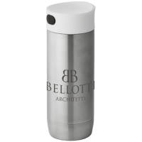 400ml Stainless Steel Vacuum Flasks in Silver