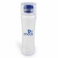 Promotional 450ml Sipper Water Bottles for Company Merchandise