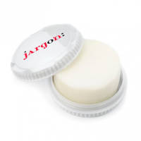 Travel Shoe Polish Sponge in White