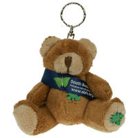Keychain Bear in Brown