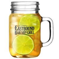 Promotional Mason Jar Glasses for Outdoor Campaigns