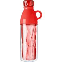 Promotional 500ml Plastic Double Walled Bottles for Business Gifts