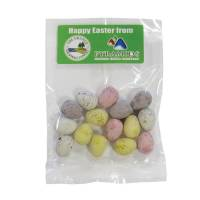Promotional 55g Egg Bags for Easter Campaigns