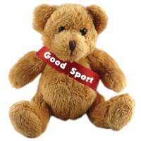 Personalised 5 Inch Robbie Bear With Sash for Childrens Gifts