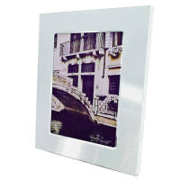 UK Custom Engraved Silver Plated Photo Frames from Total Merchandise
