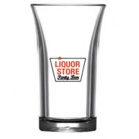 Promotional 50ml Reusable Plastic Shot Glasses for Catered Events