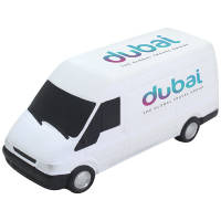 Promotional Stress Vans for Business Merchandise