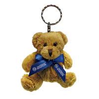 Robbie Teddy Bear Keyrings