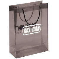 Polypropylene Gift Bags in Black