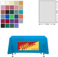 Rectangular Polyester Tablecloths