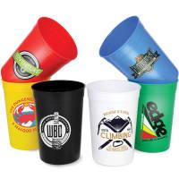 20oz Plastic Cups