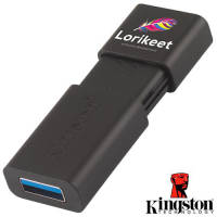 Kingston 100 G3 USB Flashdrives in Black