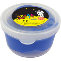 Personalised Bouncing Putty for in blue from Total Merchandise