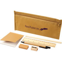 Promotional Eco Pencil Case Sets with logos