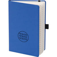 A5 Dartford Notebooks in Blue/Black