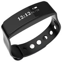 These activity tracker watches can be printed or engraved with your branding.